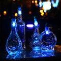 2017 Incrível Luzes Luzes da Decoração Super Magia Garrafa De Cortiça do Vinho Bar do hotel Festa e Eventos Corcho de Vino Cortica fazer Vinho