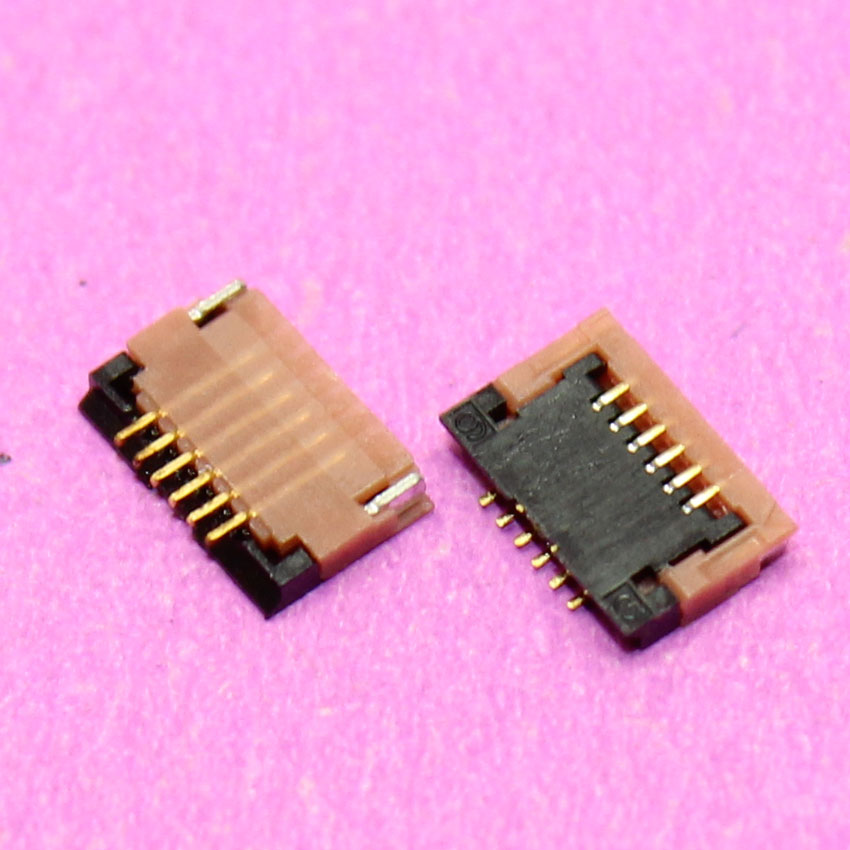 YuXi <font><b>FPC</b></font> <font><b>connector</b></font> socket for xiaomi redmi 1s 6p TP Touch digitizer screen <font><b>Connector</b></font> Port on mainboard <font><b>Repair</b></font> Replacement image