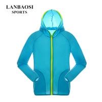 2016 Fashion Outdoor Wear Women S UV Protect Lightweight Waterproof Hiking Fishing Traveling Skin Coat