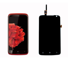 2015 Limited New Original Full LCD Display +touch Screen Digitizer Assembly For Lenovo S820 +FREE Shipping