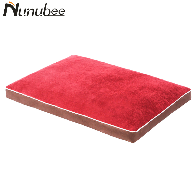 Nunubee Hot Sale Dog Beds for Large Dogs Warming Dog House Soft Material Pet Bed Plus Size Kennel For Cat Pets M L XL