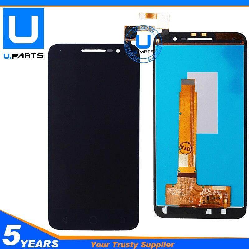 Vodafone Smart prime 6 VF895N VF895 VF-895N VF-895 Digitizer LCD Display Panel + Sensor Touch Screen Full Complete Assembly