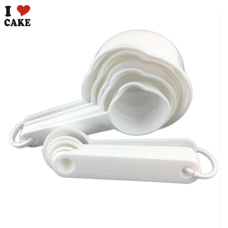 11gab. Mērkarote Cepšanas mērkarote Set Piena pulvera karote - Virtuve, ēdināšana un bārs