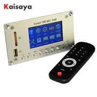 MP5 Decoder Board Bluetooth 4.2 Audio Receiver HD Video MP3 Player DTS Decoding FM Radio