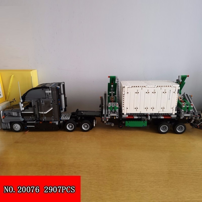 2907pcs Science And Technology Series Green Truck Spelling Insert Children Alpinia Oxyphylla Building Blocks Toys 200762907pcs Science And Technology Series Green Truck Spelling Insert Children Alpinia Oxyphylla Building Blocks Toys 20076