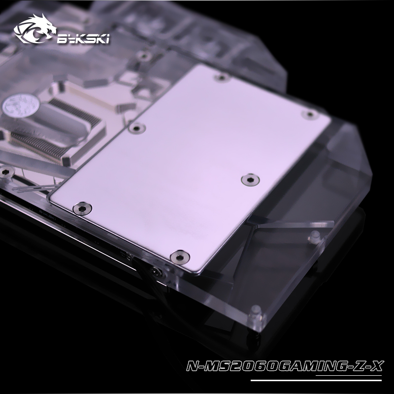 MSI GeForce RTX 2060 Gaming Z 6G, 6GB GDDR6 water block (12)