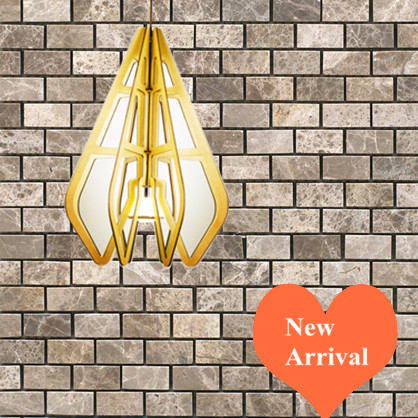 Fashion rural creative Ply-Wood chips Chandelier handmade E27 LED lamp indoor lighting for porch&vestibule&corridor BT253-245 2016 creative novelty blue shade ply wood chips chandelier e27 led floral lamp indoor lamp for stairs