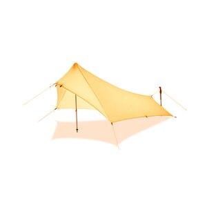 Image 3 - Ultra Light Rain Fly Tent Tarp, Waterproof 20d Silicone Coating Nylon Camping Shelter Canopy Rainfly, Lightweight tarp