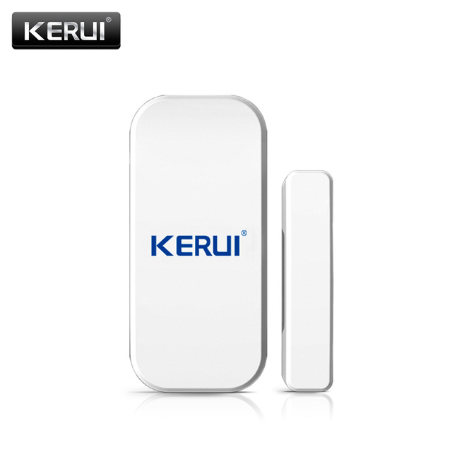 KERUI W1 WiFi PSTN Home Burglar Alarm System+More Convenient Portable home alarm system+great design for a better safety life