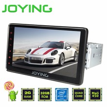 "Joying 2 gb + 32 gb android 5.1 universal single 1 din 7 ""auto Radio Stereo Quad Core Head Unit Unterstützung PIP Lenkrad Kamera"