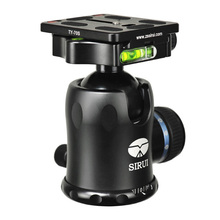 Sirui Mini 360 Angle Panoramic Rotation Pro Ball Head Tripod PTZ For SLR Camera Unipod Monopod Tripod Panning Rotating K30X f1 seba