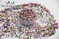 Al21-93 Mix laser holográfica Glitter Hexgon paillette de uñas y la decoración de DIY 50 g/bolsa