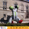 Halloween Inflatable Plant Monster With 2 Heads 5M High Monster Cartoon Halloween Decoration Bingo Inflatables BG