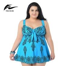 Sexy 10XL Bodysuit Plus Size Swimwear Dres One Piece Swimsuit Print Women Swimming Suit Sweet Bathing Suit Beach Suit For Women