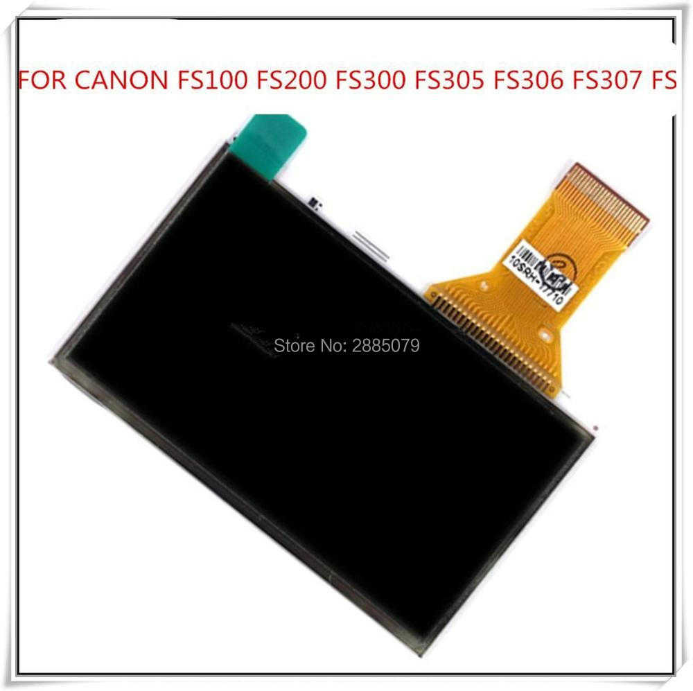 Free Shipping ! LCD Screen Display Replacement For Canon FS22 FS21 FS10 FS19 FS100 FS200 FS306 FS305 DC210 FS20Free Shipping ! LCD Screen Display Replacement For Canon FS22 FS21 FS10 FS19 FS100 FS200 FS306 FS305 DC210 FS20