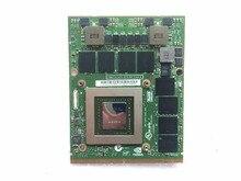 GTX 780 м 4 ГБ GDDR5 видеокарты N14E-GTX-A2 FJHX2 0FJHX2 для Alienware 15 R1/17 R2