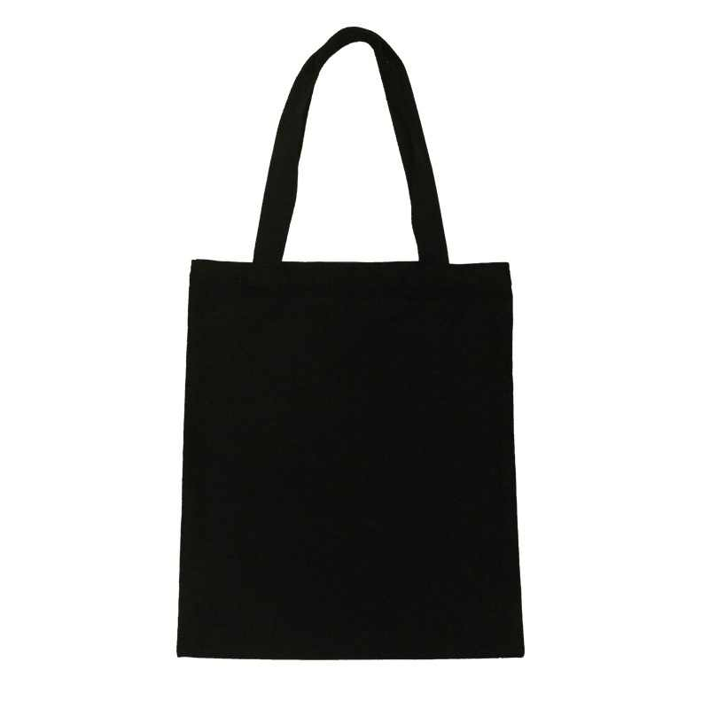 ... 1pc blank Cotton Bag Buy Custom Logo Design Personalized Canvas Tote  Bags Recycled Shopping Printed Reusable ... 4853c0c79acc