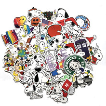 62pcs Mixed Cartoon Toy Sticker Automotive Style Bicycle Motorcycle Telephone Laptop Travel Bag Cool and Interesting Sticker стоимость