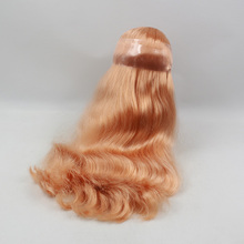 Factory Neo Blythe Doll Rose Gold Hair Regular Body 30cm