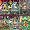 5D DIY Diamond Painting Religion Buddha Painting Embroidery Diamond Painting Cross Stitch Rhinestone Mosaic Art Painting
