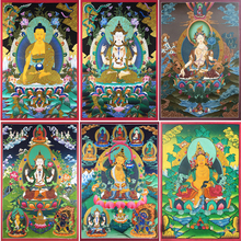 5D DIY Diamond Painting Religion & Buddha Embroidery Cross Stitch Rhinestone Mosaic Art