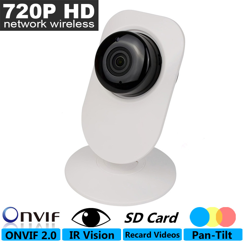 ФОТО 1280*720P VR Mini ip Camera Network Wireless WiFi CAM for Home Brand New Smart Security Surveillance Monitor