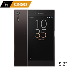 Sony Xperia XZ F8332 Две сим-карты, 3 Гб оперативной памяти, Оперативная память 64 Гб Встроенная память 4 ядра Android 5,2 «23MP WI-FI 2900 мА/ч, Оригинальный разблокированный gsm LTE мобильный телефон