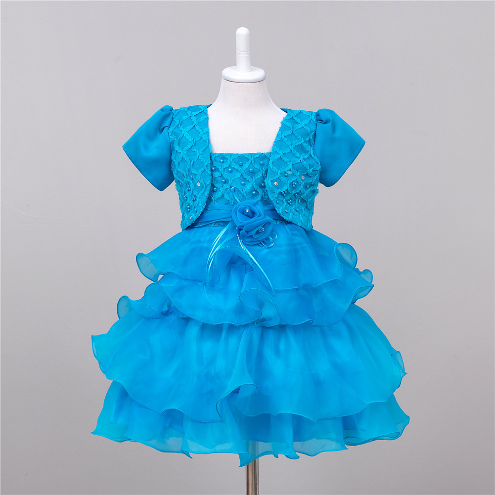 New Arrival 2018 Children Party Dress for Girls 2 To 10 Years Beauty ...