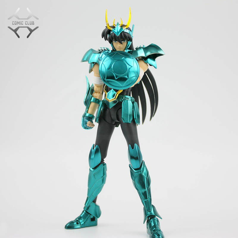 COMIC CLUB INSTOCK GreatToys Grote speelgoed EX brons Saint dragon Shiryu V3 metal armor Mythe Doek Action Figure-in Actie- & Speelgoedfiguren van Speelgoed & Hobbies op  Groep 1