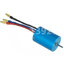 HSP Pro Parts 107051 (03302) Brushless Motor 3300KV 540 Motor 2-3S Lipo For 1/10 RC Car Buggy Truck