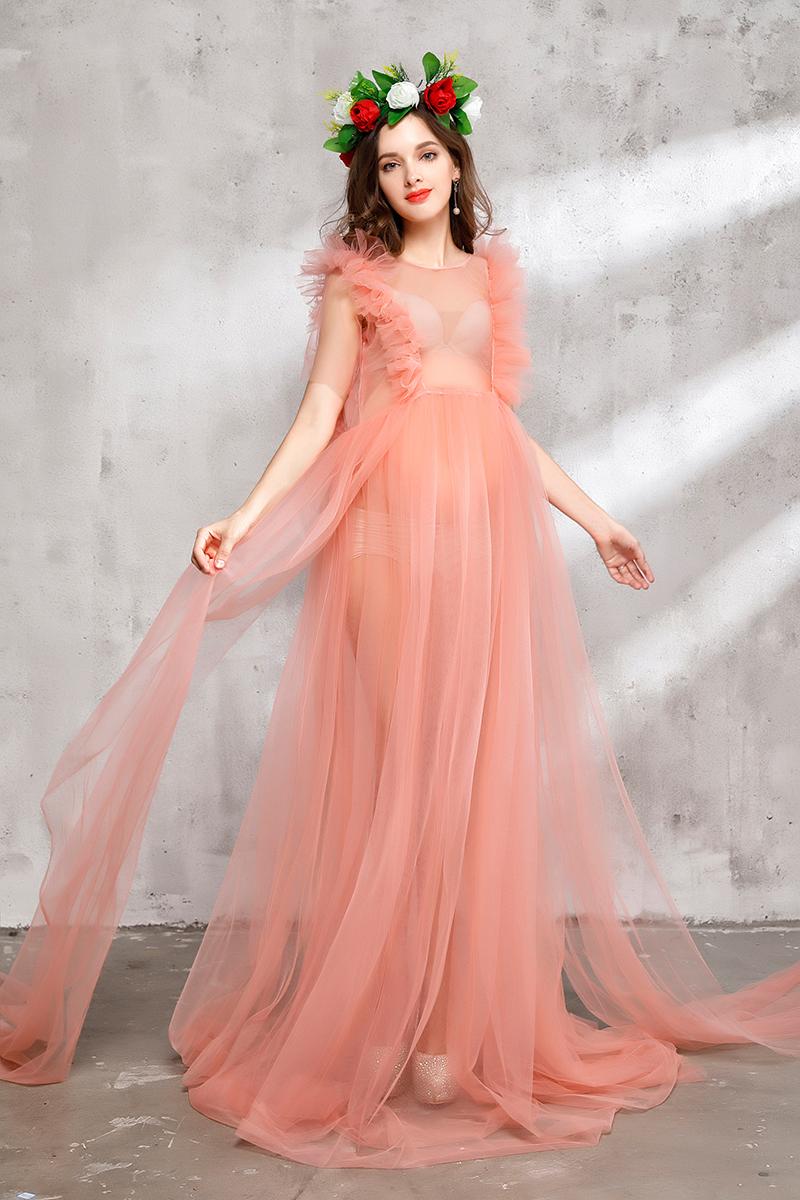 vestido embarazada fotografia