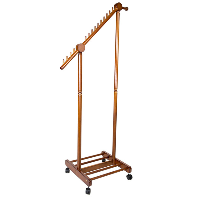 Ordinaire INNESS With Pulley Coat Rack Simple Activity Hook Floor Hanger Bedroom  Living Room Office Fashion Collapsible