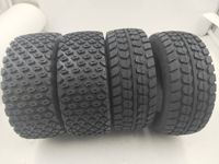 Front and Rear Highway Road Tire Skin for 1/5 Hpi Rovan Kingmtor Baja 5t Rc Car Parts