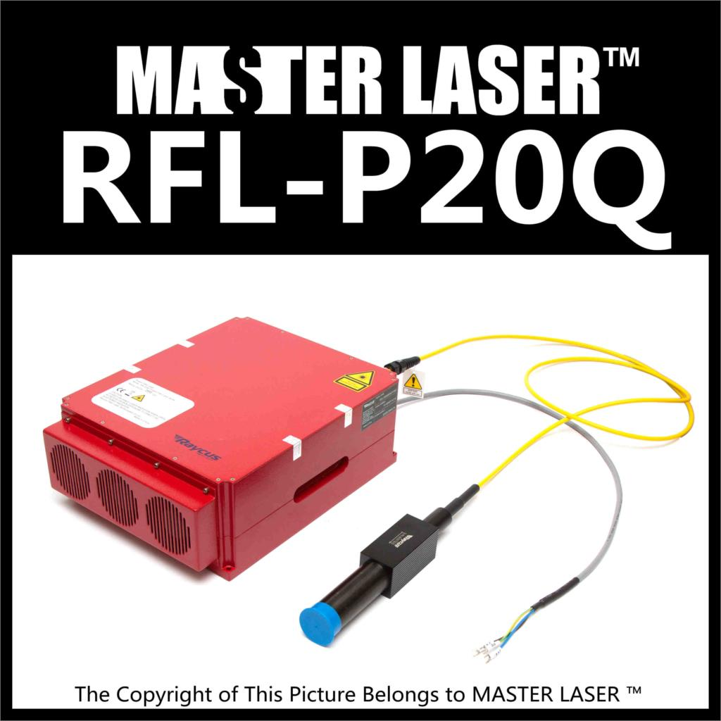 Best Quality Raycus  RFL-P20Q  Laser Steel Marking Machines DIY PART Fiber Laser  20W high quality southern laser cast line instrument marking device 4lines ml313 the laser level
