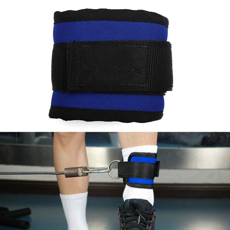 Crossfit Spor Ayak Bileği Çapa Askı D-ring Çok Gym Kablo Ek Uyluk Bacak Kasnak Kaldırma Egzersiz TrainingTubing Gücü