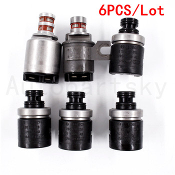 5R44E 5R55E 4R44E 4R55E 5R44E 5R55E Transmission Shift Solenoid EPC TCC LOCK UP for Ford Ranger Explorer 2.3 4.0L for Mazda