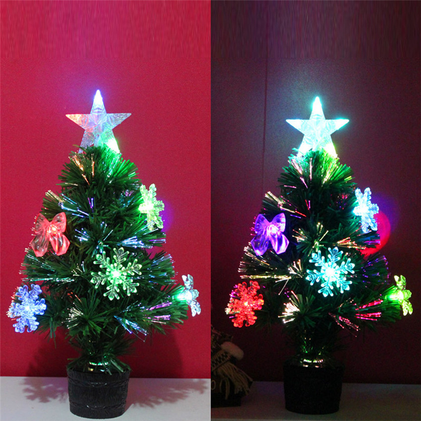 diy christmas necessities hot sale artificial christmas tree led multicolor lights holiday window decorations b787