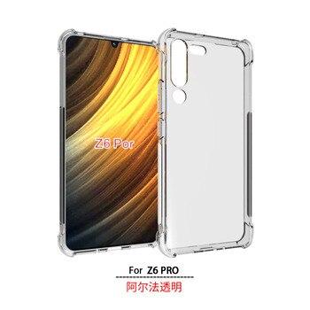 Lenovo Case Transparent Soft Case  1