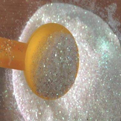 Free shipping 30g Colorful White glitter powder Sequin Powder For Makeup Nail Art Christmas gifts craft candles and so on