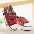 Высокое Качество Холста Детская Shoes Casual Kids Shoes Для Мальчиков Джинсовые Малыш Shoes 2016 Осень Дети Кроссовки Девушки Shoes