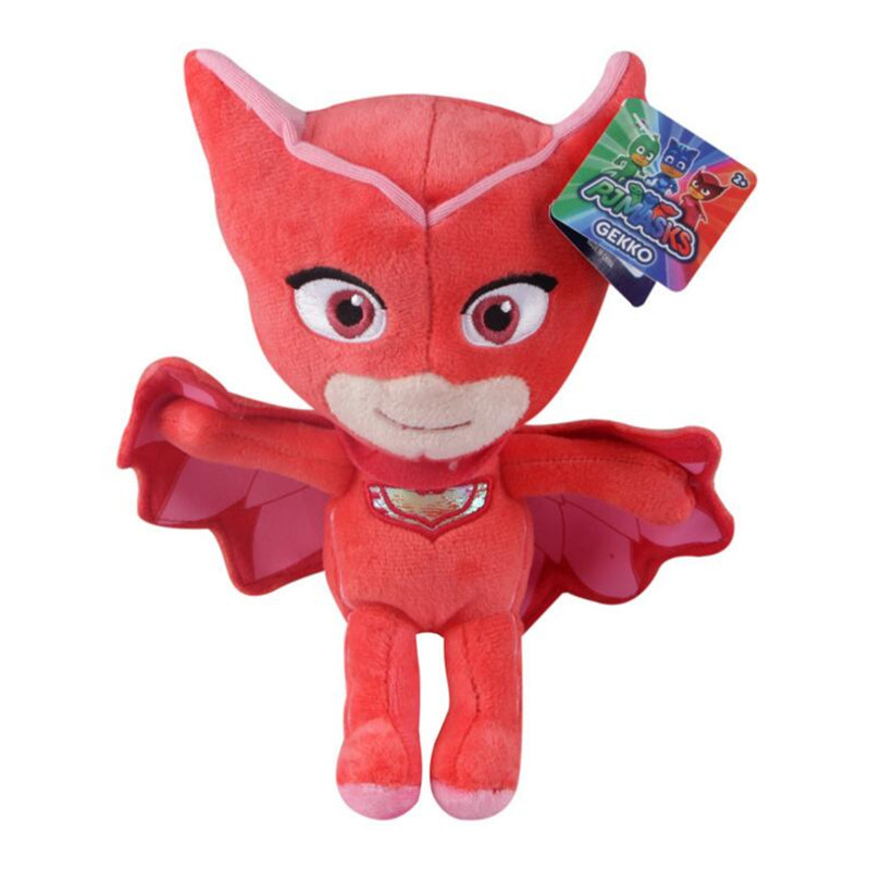 Wow-20cm-Kids-Favorite-PJ-Cartoon-Catboy-Owlette-Gekko-Cloak-Masks-Plush-Toy-Best-Gift-For-Children-Birthday-Gifts-2