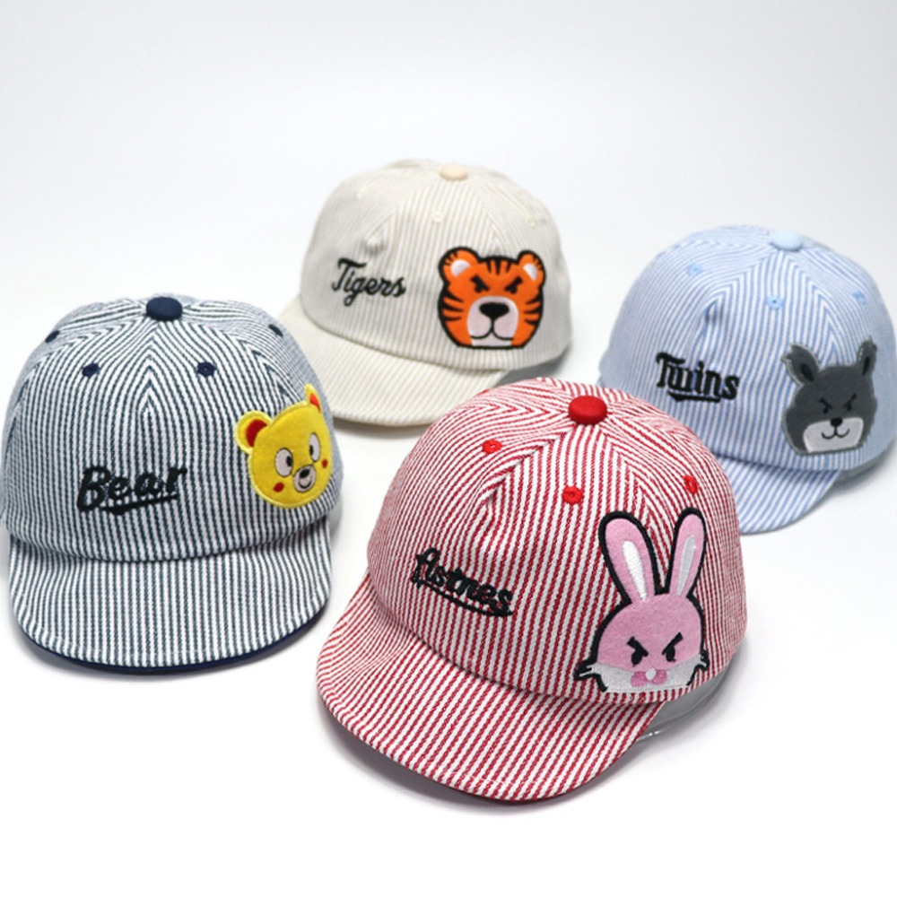 Muqgew New Arrival Baseball Cap Baby Boy Hats Soft Cotton Sunhat Eaves Sun Hat Beret Kids Czapka Z Daszkiem Dla Dzieci Kids Caps