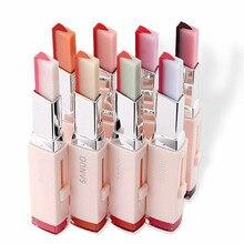 8 צבע שיפוע צבע קוריאני שפתון נשיכה V חיתוך שני טון גוון משיי Moisturzing מזין מזור שפתונים שפתיים קוסמטי חדש