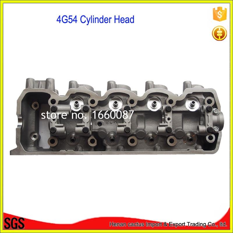 4G54 cylinder head MD026520 MD086520 for Mitsubishi font b pajero b font 2555CC