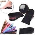 High quality Men Women Shoe Insole Air Cushion Heel insert Increase Taller Height Lift 5cm/2inch Oct30