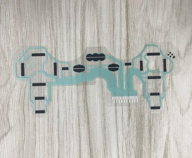 50 יח\חבילה עבור PS3 בקר מוליך סרט להגמיש כבלים (SA1Q194A) תוצרת סין לעבוד בסדר