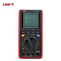 UNI T UT81B UT81C Handheld LCD Scope Digital Mutltimeter Scopemeter Real Time Sample Rate Oscilloscope With USB Interface