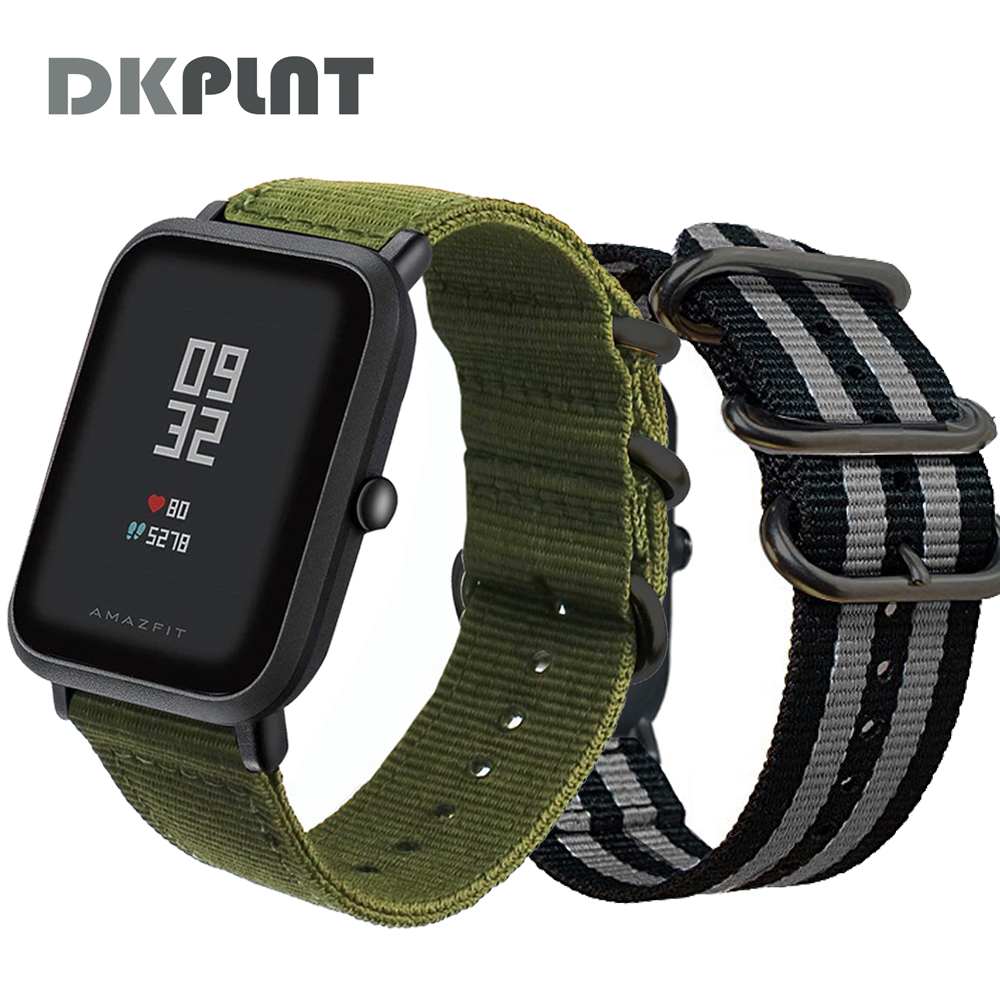 Nylon, Universal, Aamazfit, For, Huami, Smartwatch