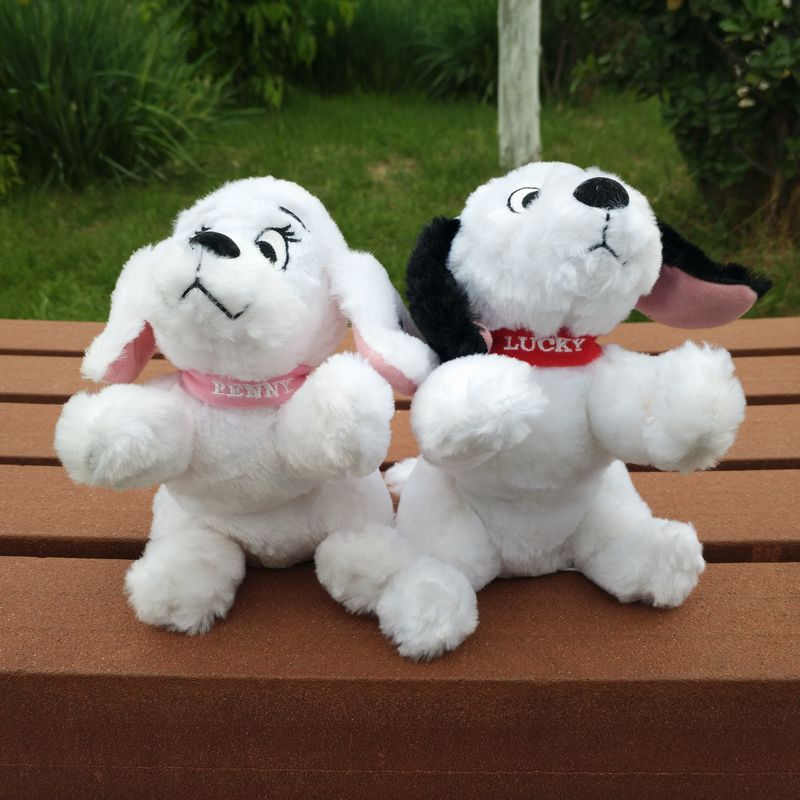 Series From Japan kawaii Disney Plush doll 101 Dalmatians Lucky Sekiguchi Play