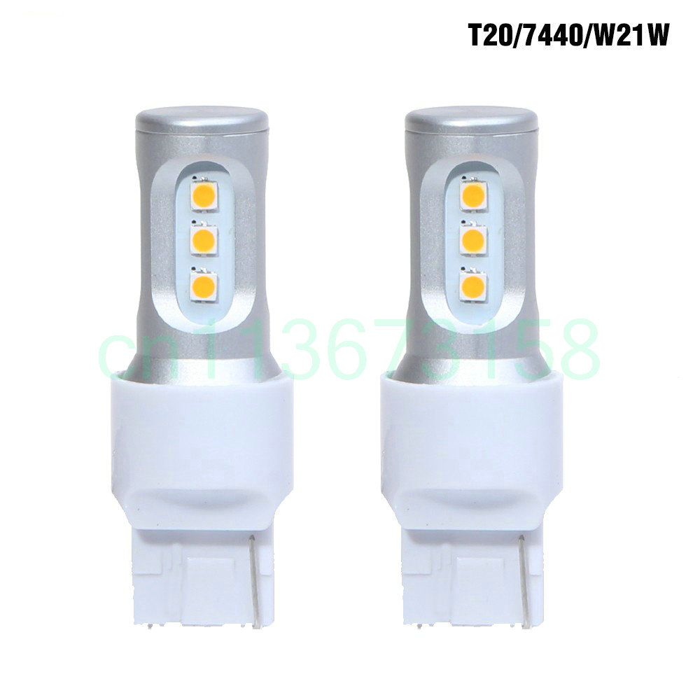 Free Shipping 2pc/lot car-styling LED Lights Hi-Q Front and Rear direction indicator lamp For Nissan x-trail 2014-